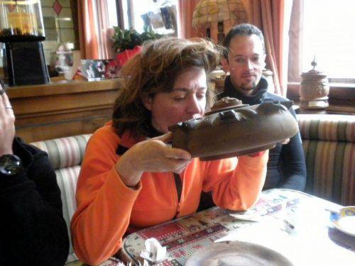 Grolla dell'amicizia #aostavalley #italian #alps #travel #holidays