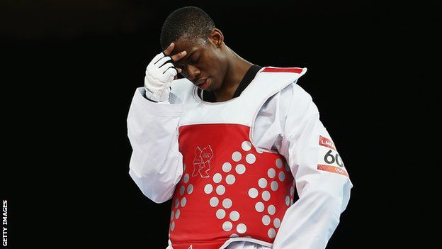 British problems continued at the World Taekwondo Championships in Mexico with Olympic bronze medallist Lutalo Muhammad losing in the last 16.