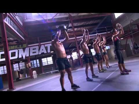 Preview Les Mills COMBAT Shock Plyo HIIT 2 Workout -- Interested in a personal coach? Let's connect! Send an email to ginny.toll@gmail.com and let me know a little about your goals and lifestyle! We'll work together to pick the right program for you!