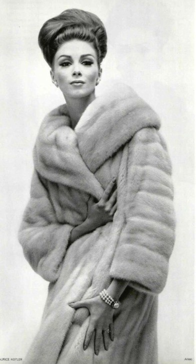 Wilhelmina Cooper was an American top model and model agency owner.