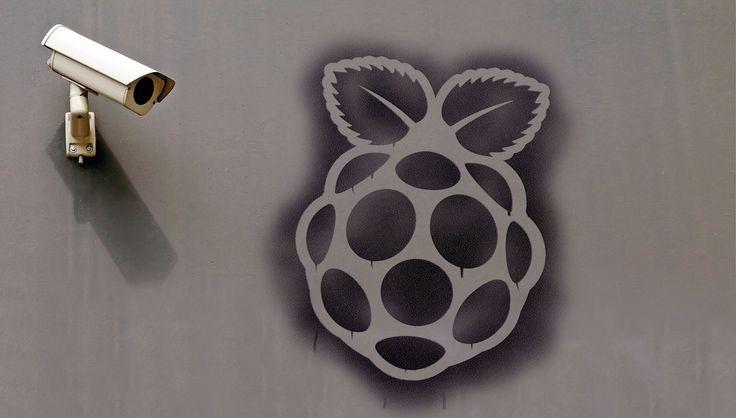 Build a Raspberry Pi CCTV camera network   TechRadar