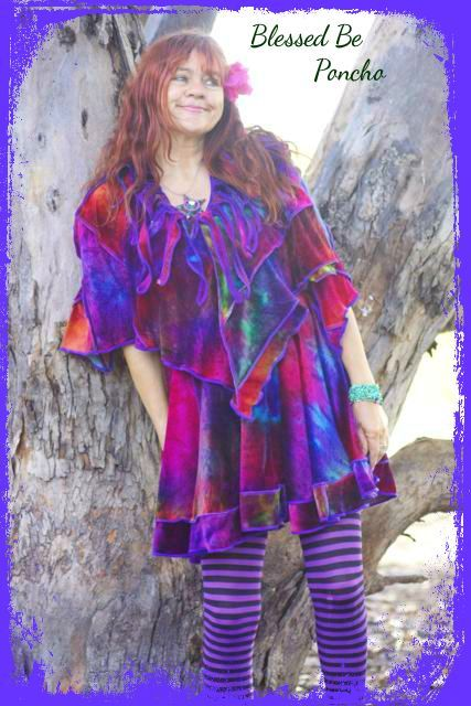 Poncho details Dress sold separately Measurements  Free size Price $184  Available to buy at our online market on Sunday 13th July 12 noon Sydney time https://www.facebook.com/events/248773458650107/