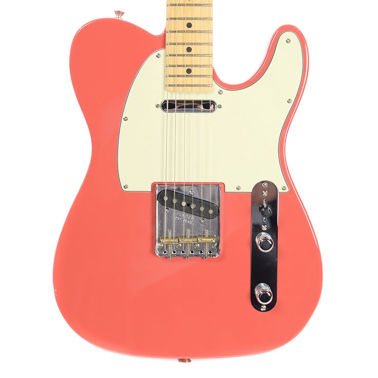 Fender American Special Telecaster MN Fiesta Red Limited Edition PROTOTYPE (Sold As-Is)