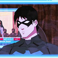 Ha In your face nightwing//Hah this scene!