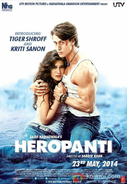Heropanti 2014 Full Hindi Movie Online*SCR* - Watch Online Latest Free  Movies