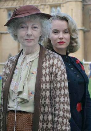 Agatha Christie's 'Miss Marple,' in 4:50 From Paddington.