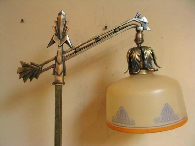 Floor Lamp Shades Antique Lamps