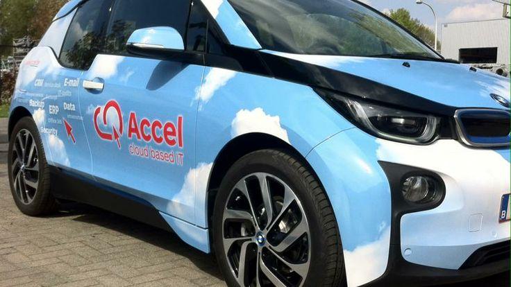 Carwrap voor Accel | Total Concept