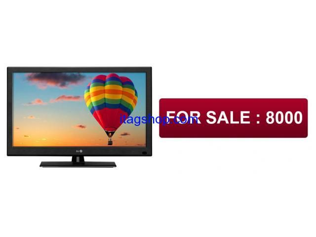 I am here to sell my LG 22 Inch LG lcd which is a gift from usa and its in very good condition as seen in pics given in add all are original pictures of the lcd.