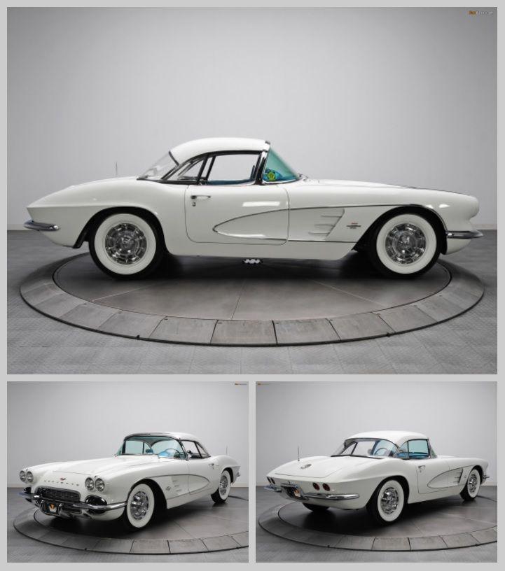 Corvette C1 (1961) | Cars in Studio