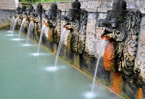 Hot spring Banjar - Lovina - Lovina beach - North Bali