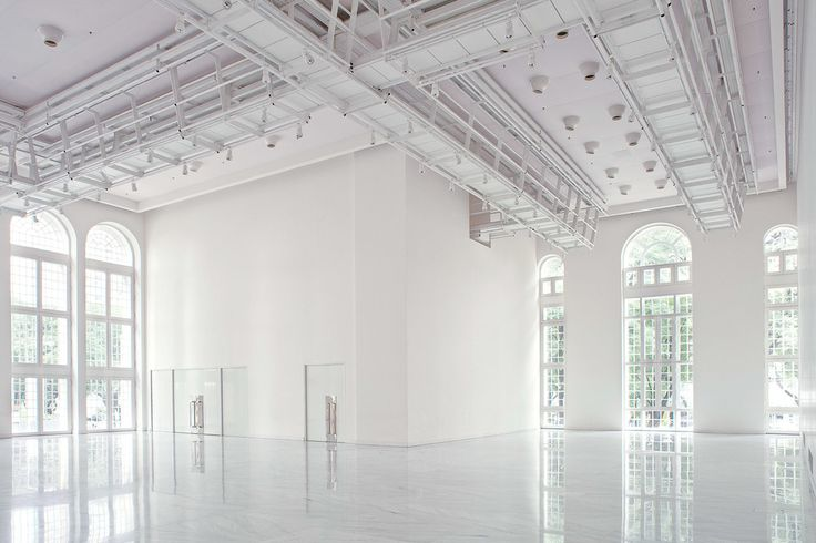 Faena Arts Center — Main room perspective