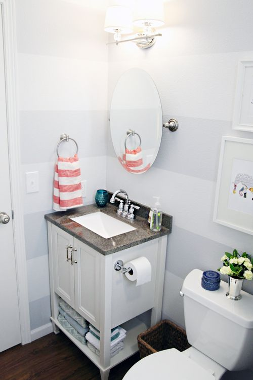 The Little Bathroom Update That Could Bathrooms Pinterest