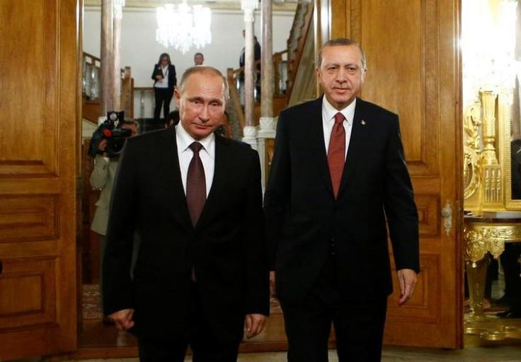 #world #news  Turkey and Russia have ceasefire plan for Syria, says Ankara