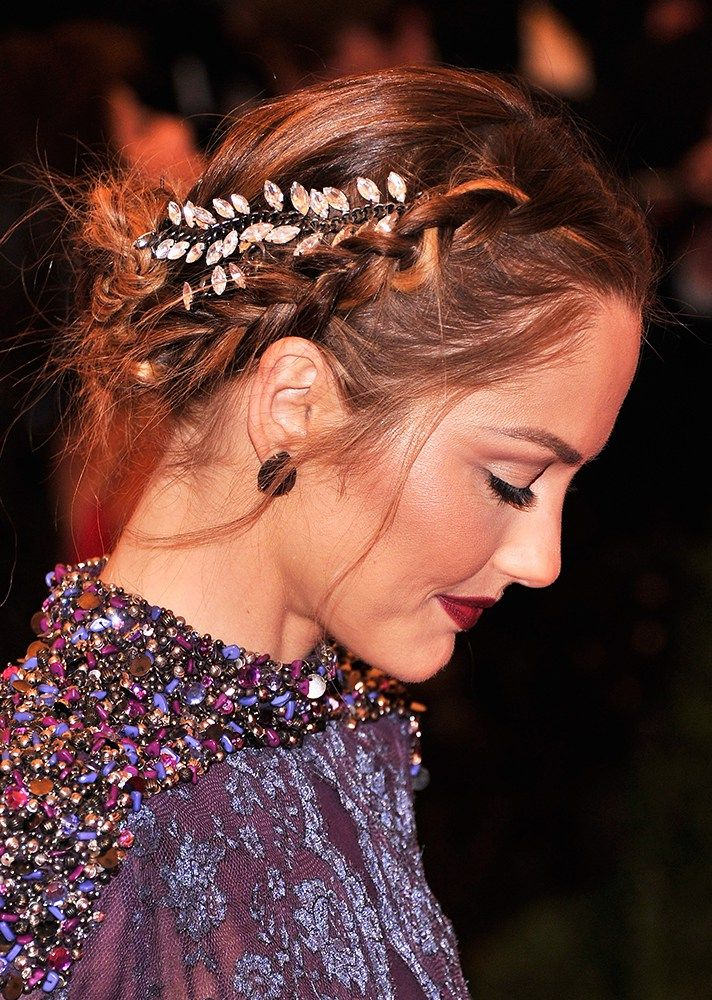 Minka Kelly | The Best Celebrity Braid Hairstyles of ALL time | Hair Ideas
