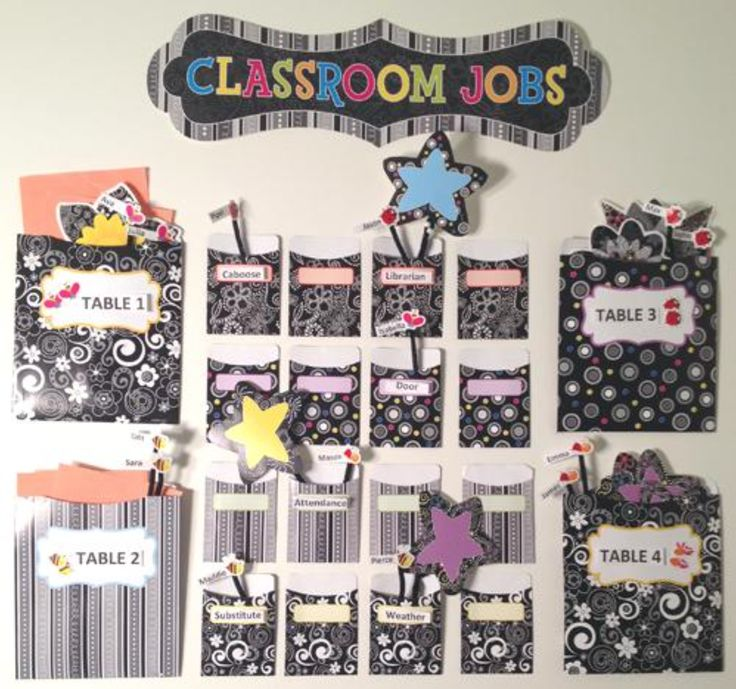 Classroom Decor Collections : Best images about theme bw collection on pinterest