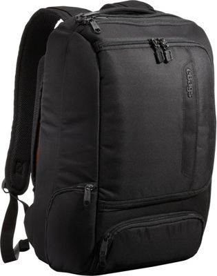 eBags TLS Professional Slim Laptop Backpack Solid Black - Father's Day gift ideas #FathersDay