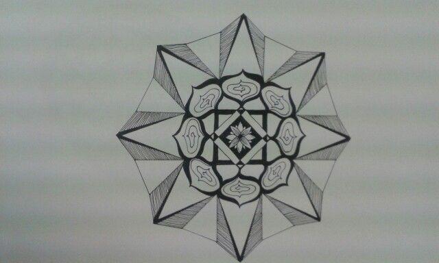 Mandala by J. Constantine
