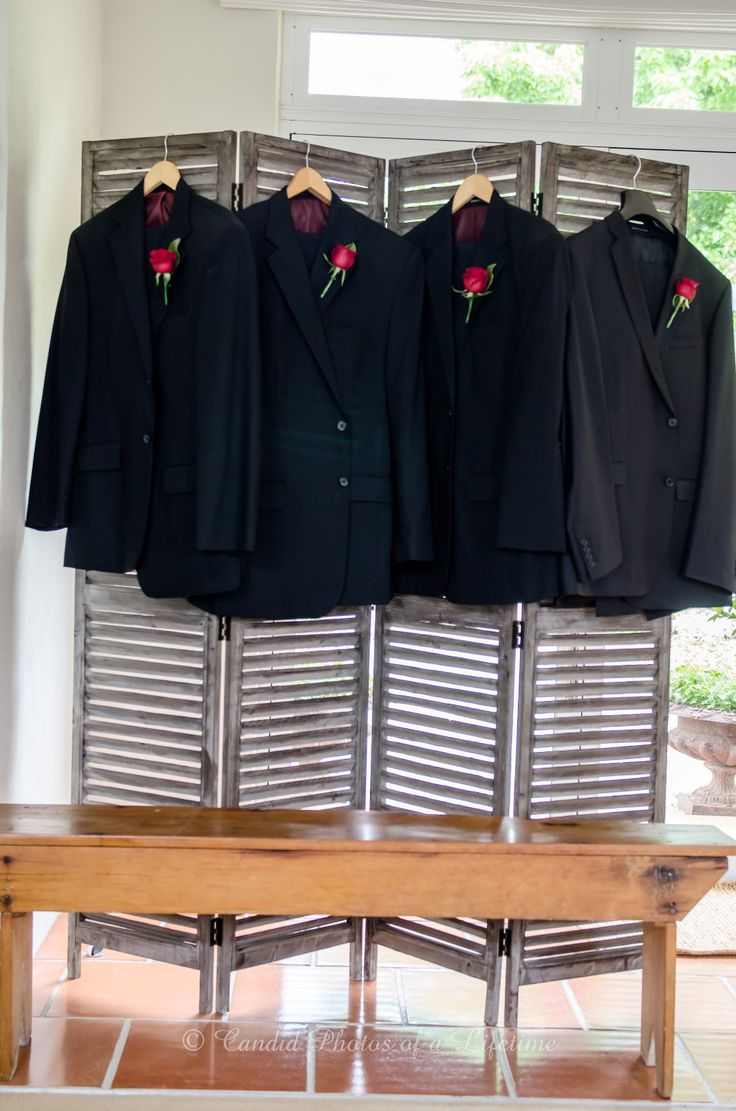 Wedding photographer, Candid Photos of a Lifetime  The Groom & Groomsmen's suits