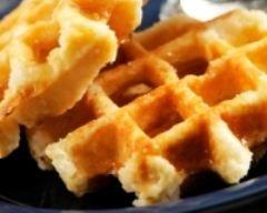 Pâte à gaufres Liégeoises (facile, rapide) - Une recette CuisineAZ