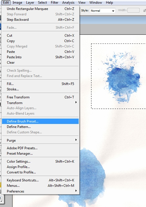 Create Your Own Photoshop Brushes (or Just Take Ours)