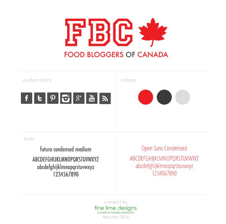 FBC Branding and Relaunch   Fine Lime Designs