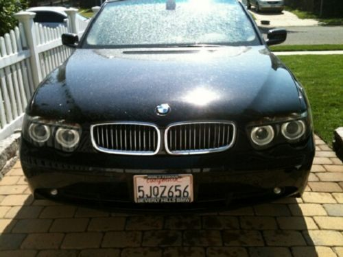 2004 BMW 745 I - Levittown, NY #3743615724  Once Driven