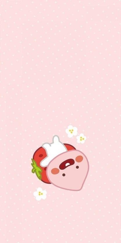 Cute Wallpaper Hello Kitty Kakao Friends Apeach Wallpaper Kakaotalk ในปี 2019 คา