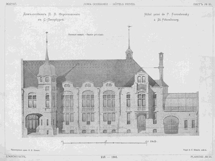 Architecture Drawings Daken Drawing Art Nouveau Architectural Deco