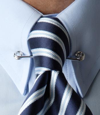 Love a collar barBar Work, Collars Pin, Men Accessories, Penniless Connoisseur, Men Fashion, Collars Clips, Style Guide, Dresses Man, Collars Bar