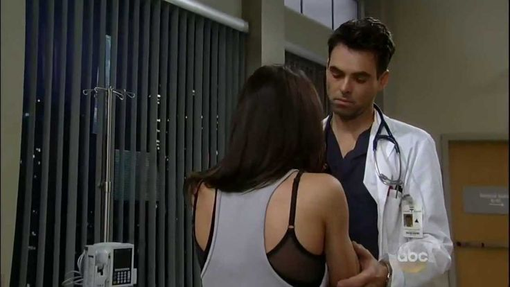 General Hospital Daily Dish: The Concubine and Her Sassy Gay Friend