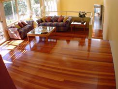 Red Ironbark is very hard and dense, with a deep red colour infused with contrasting shades of yellow