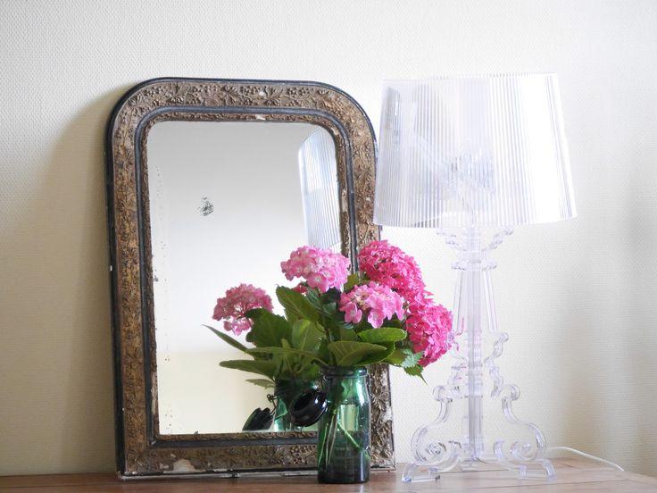 Bouquet d'hortensias, photo prise par Valérie Coutrot.