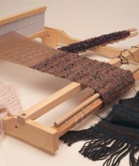 All About Weaving Looms