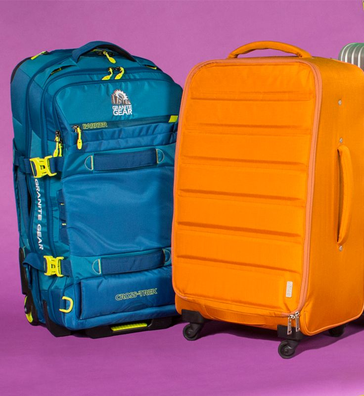 We've picked the best checked luggage for your next trip. This baggage is perfect for those times when you can't carry on.