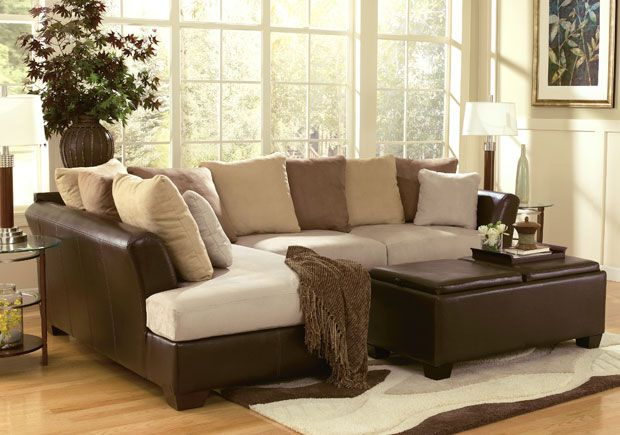 Bringing in this ASHLEY sectional and it will be $999 dollars  and that price will include the ottoman and it has a CHAISE LOUNGE on one side. What do you think? If you order it because you saw it on facebook or pinterest then we will knock off 100 dollars more. 256/447-8826  Pope Furniture Piedmont Al