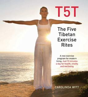 5 TIBETAN RITES FOR ENERGY, STRENGTH & INNER AND OUTER BALANCE - great program, but not new. Have a look : )