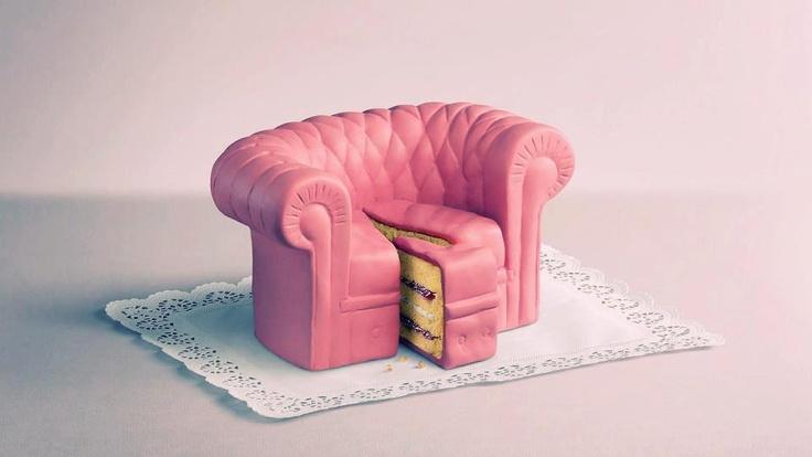 Può un divano oltre che bello essere buono? :-D