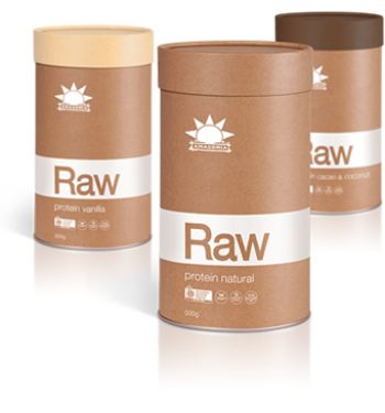 Amazonia's Raw protein is the world's first prebiotic protein. Based on years of research, this specific formula feeds good digestive bacteria that breaks down more protein. With a complete amino acid complex and over 80% raw organic protein, never before has a blend been so readily available to be utilized by the body.