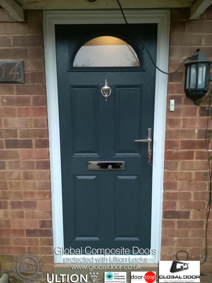if you\u0027re Looking for the Perfect Composite Door \u0026 Frame for your home? The look no further than Global Door! Available for both DIY or fully fitted to any ... & 58 best Grey Composite Doors from Global Door images on Pinterest