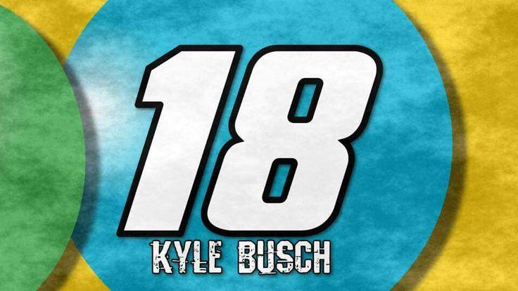 Kyle Busch #18