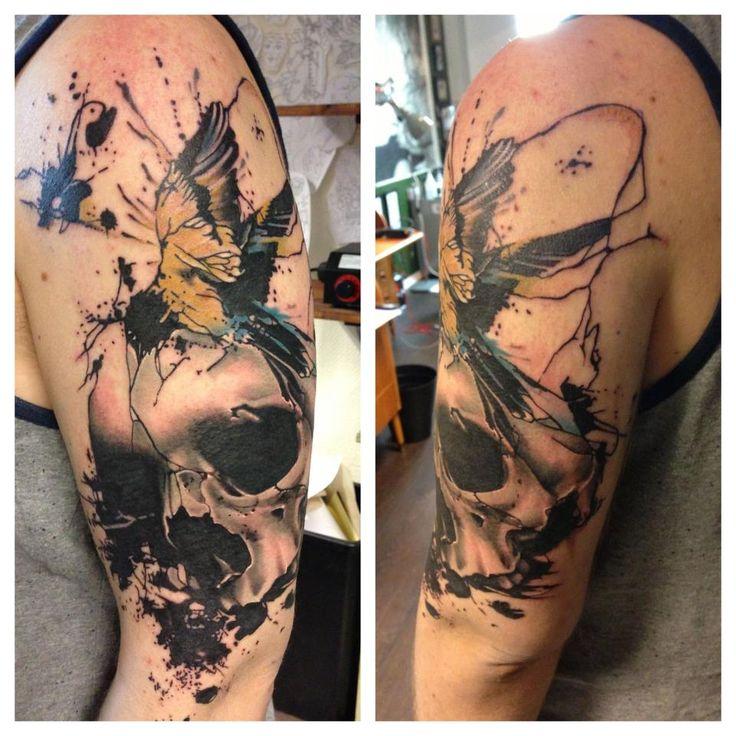 Featured Tattoo Artist: Jacob Pedersen -