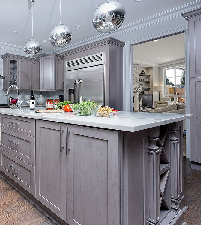 Wonderful Fabuwood Cabinets For A Fabulous Kitchen: Update Yours With Style