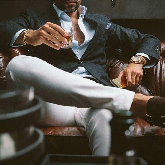 Sexy rich men