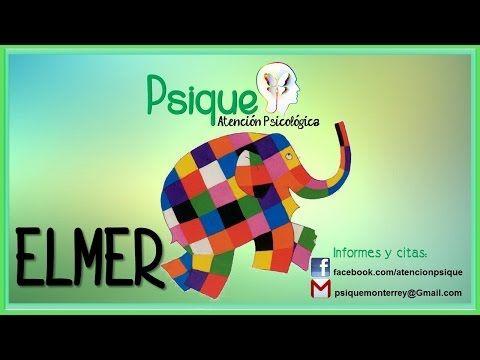 Elmer, El elefante de colores. - YouTube
