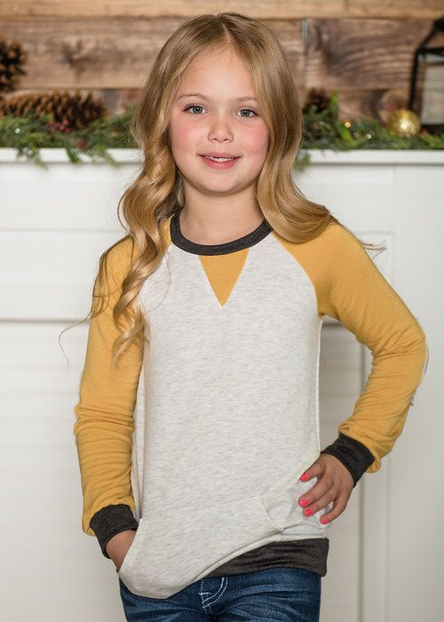 8fcdc26ba Mustard Long Sleeve Top, Sweater, top, Online Shopping, Online ...