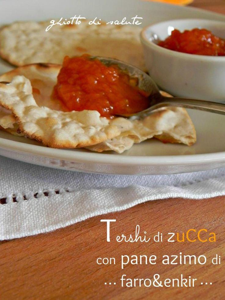 Tershi di zucca by Ghiotto di salute