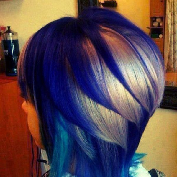 blue hair styles 17 best images about hair colors on purple 1525 | fbd0a0debd9be602ea9a1525ea044506