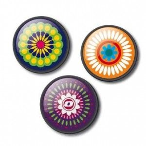 NIKIDOM Roller Mandala Díszpatent #okosodjvelunk