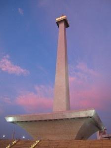"National Monument or ""Monas"" -> Jakarta  #monas #jakarta @kakday"